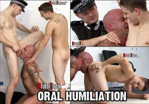 oral humiliation